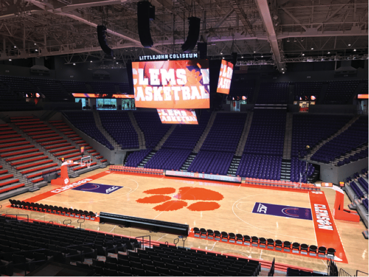 New Improvements To Clemson Arena Tickets Nearly Sell Out